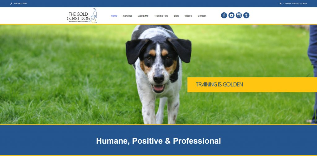 The Gold Coast Dog's Homepage